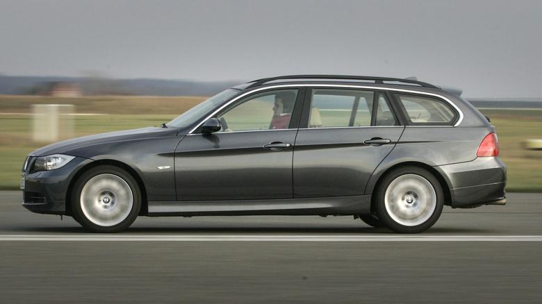 BMW serii 3 (E91) Touring (2005-12) - od 22 000 zł