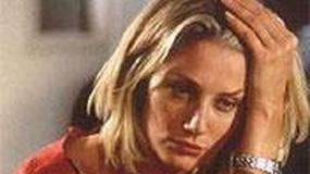 Joely Richardson jako zaskoczona mama
