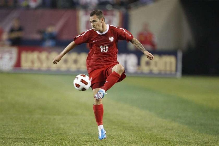Bogusław Kaczmarek uważa, że reprezentacji Polski potrzebuje lewonożnych piłkarzy