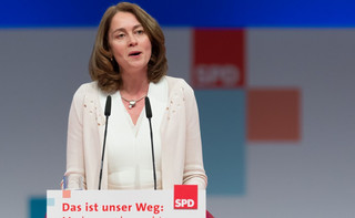 Kierownictwo Parlamentu Europejskiego odrzuciło wniosek PiS ws. Katariny Barley