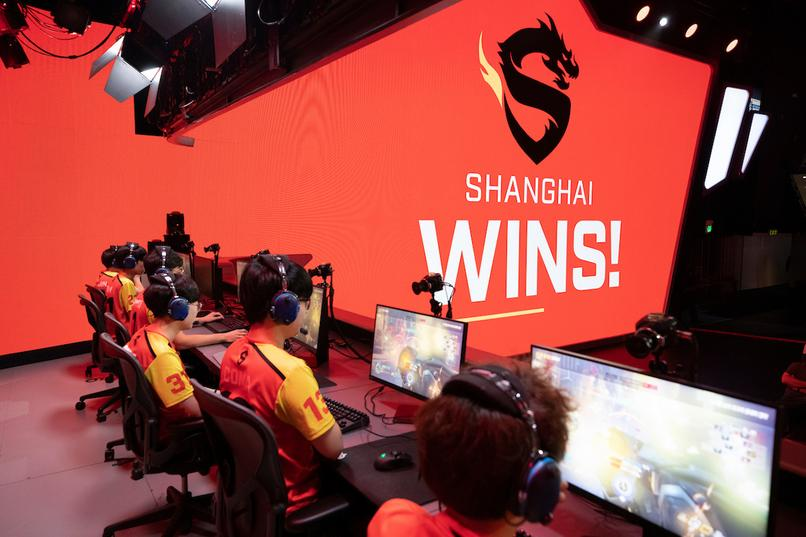 OWL Shanghai Dragons