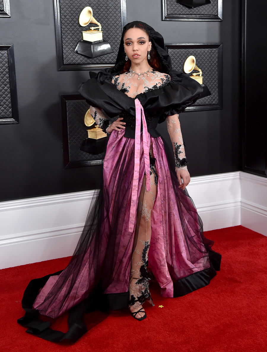 Grammy 2020 FKA Twigs / Axelle/Bauer-Griffin / GettyImages