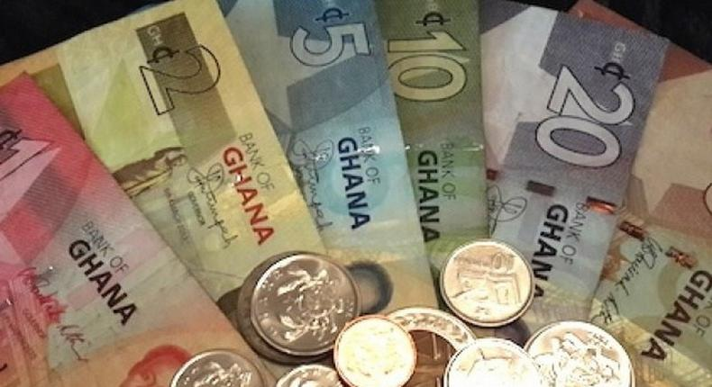 The Ghana cedis