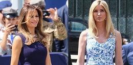 Melania Trump czy Ivanka? Która z pań zaprezentowała się lepiej?