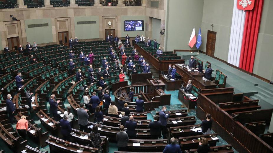 Sejm ponownie nie wybrał Zuzanny Rudzińskiej-Bluszcz na stanowisko Rzecznika Praw Obywatelskich