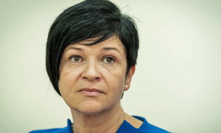 Posłanka PiS Joanna Borowiak