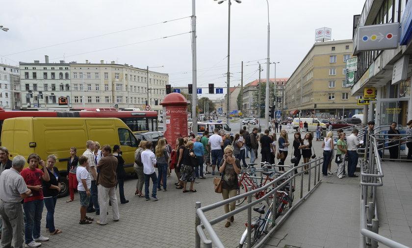 Sprzedaż biletów we Wroclawiu