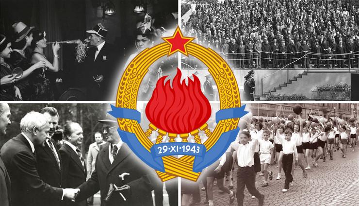 KOMBO SFRJ foto RAS