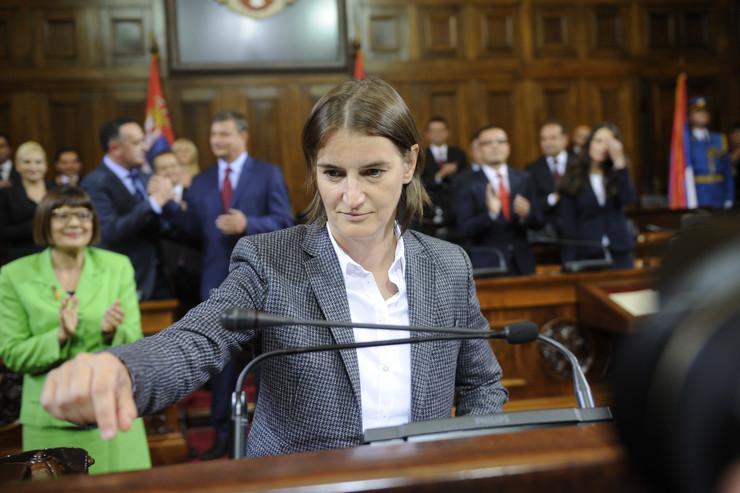 ana brnabić Nova Vlada Srbije zakletva_11816_RAS foto o bunic_58
