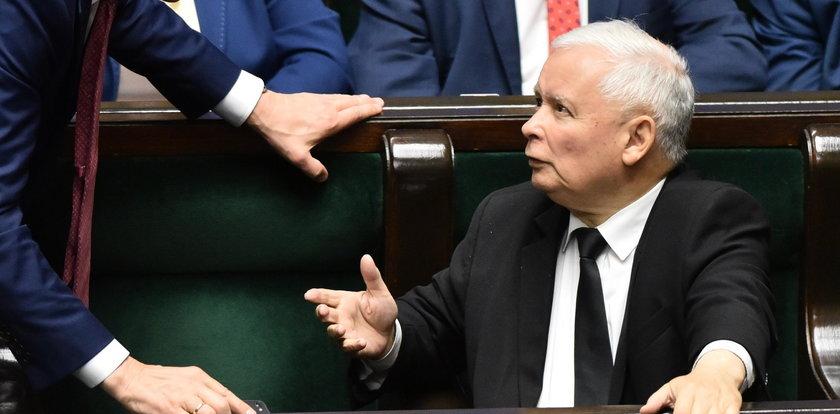 Pomysł Kaczyńskiego podzieli PiS? Posłowie grożą rozłamem!