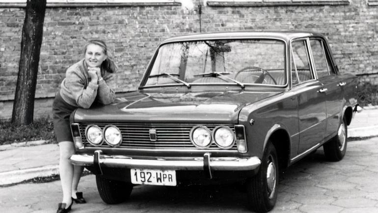 Fiat 125p ma 50 lat - bohater z Żerania