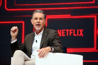 Hastings z Netflixa: Za siedem lat chcemy być w co trzecim polskim domu
