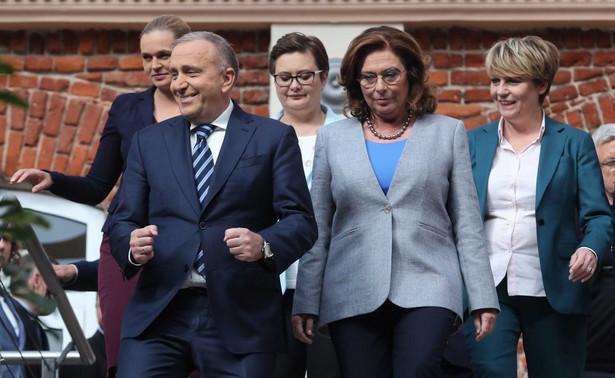Szef komisji wyborczej PO poseł Rafał Grupiński poinformował w piątek, że zamiast trzech, będzie tylko jednak debata kandydatów w prezydenckich prawyborach w PO - Małgorzaty Kidawy-Błońskiej i Jacka Jaśkowiaka. Według Grupińskiego, nowy szef PO będzie wybrany do końca stycznia.