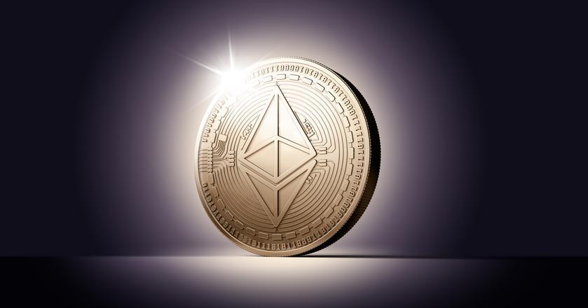 Ether kosztuje już ok. 1300 dolarów - to rekord kryptowaluty ethereum