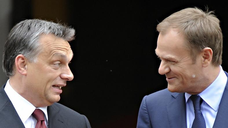Węgierski premier zapatrzony w Polskę