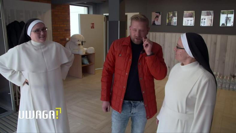 Bartek Jędrzejak i zakonnice