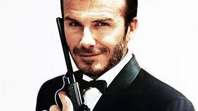 David Beckham będzie nowym Jamesem Bondem?