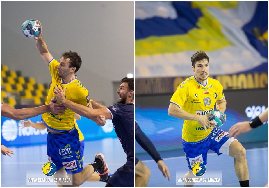 Igor Karacić i Alex Dujshebaev w siódemce kolejki Ligi Mistrzów
