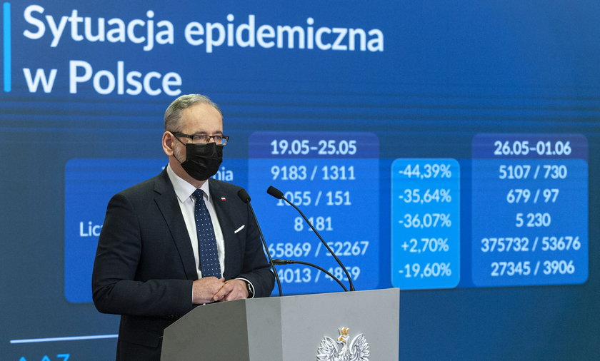Koronawirus w Polsce. Ministerstwo Zdrowia podało najnowsze dane.