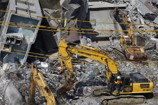 Tajwan: Areszt ws. zawalonego budynku