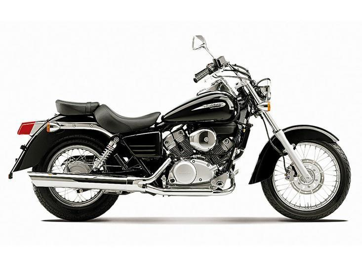 9. Honda Shadow 125