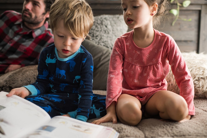 Knjige za najmlađe sadrže bajke, pesme i basne, i tradicionalno su faktor uspešnog razvoja inteligencije ka sve višim nivoima