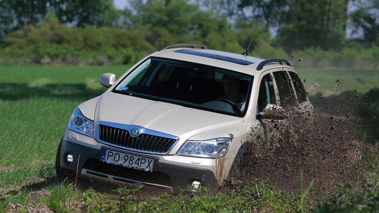 Skoda Octavia Scout: czy jest to alternatywa dla SUV-a?