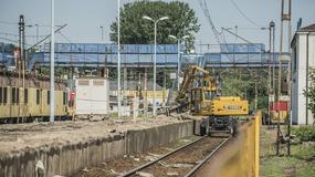 Remonty stacji w Kutnie i Łowiczu