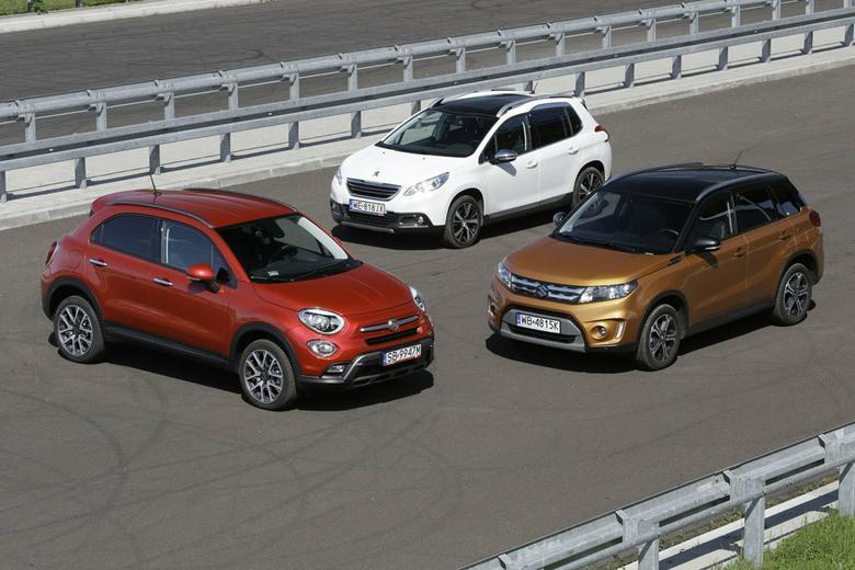 Poczciwe spojrzenie Fiata, zadziorne Peugeota i surowe Suzuki – każdy z producentów ma inny sposób na stylistykę,  która ma skłonić kierowców do wybrania danego samochodu