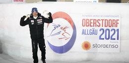 MŚ w Oberstdorfie. Piotr Żyła odebrał złoty medal