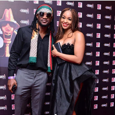 Anita and her hubby, Paul Okoye [Instagram/AnitaOkoye]