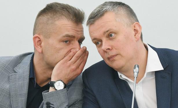 Posłowie PO, Bartosz Arłukowicz i Tomasz Siemoniak