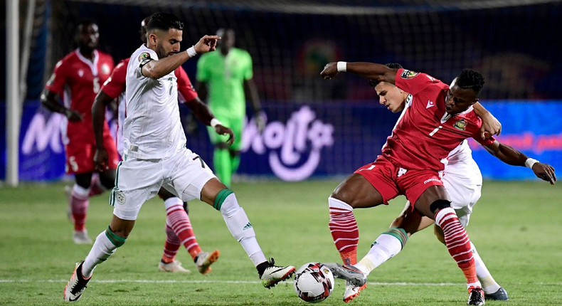 Harambee Stars Vs Algeria. 2019 Africa Cup of Nations: All you need to know (REUTERS)