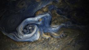 Tak wygląda burza uchwycona nad jedną z planet Układu Słonecznego