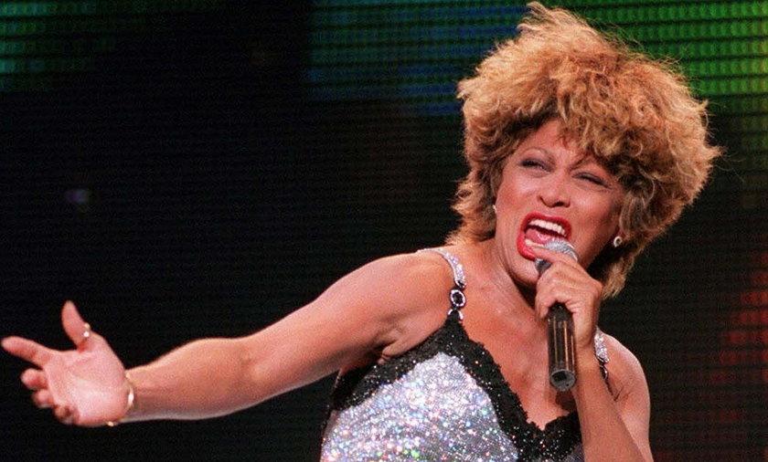 Tina Turner miała wylew!