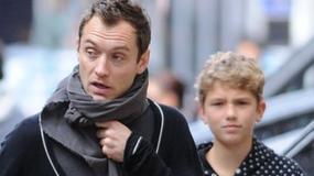 Jude Law ma przystojnego syna. 20-letni Rafferty też będzie bożyszczem kobiet?
