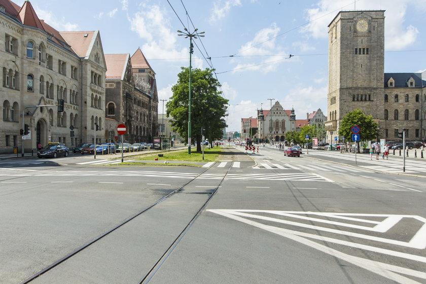 W sobotę rozpocznie się remont na skrzyżowaniu Św. Marcin/Niepodległości