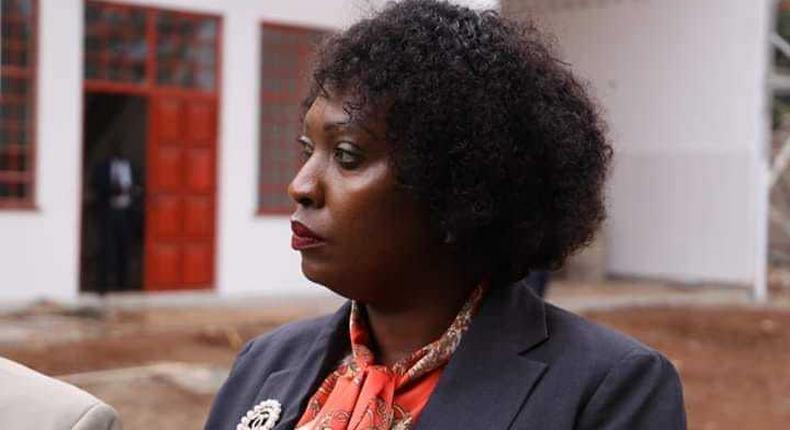 Ann Mwenda Kananu. (Facebook)