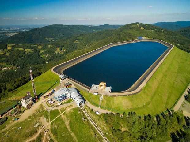 Elektrownia szczytowo-pompowa na Górze Żar