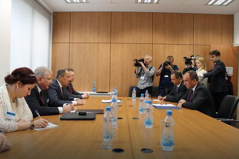 Sergej Lavrov i Igor Crnadak