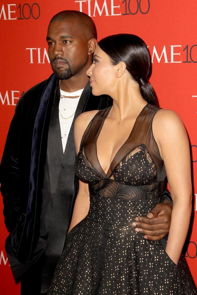 Kim i Kanje su jedan od najpraćenijih svetskih parova