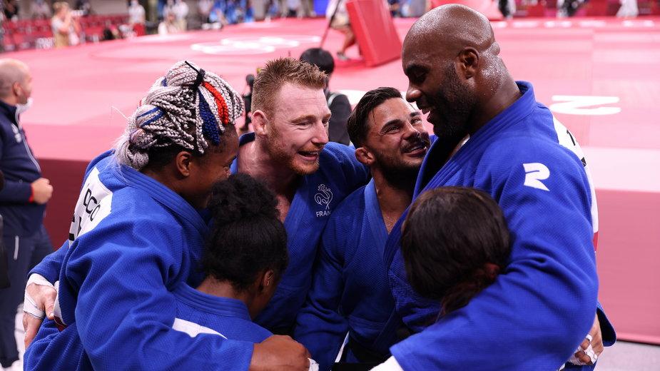 Reprezentacja Francji w judo