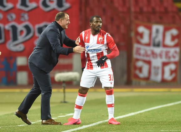 El Fardu Ben slavi gol