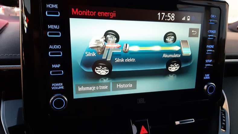 Toyota Corolla Hybrid 2.0 Dynamic Force