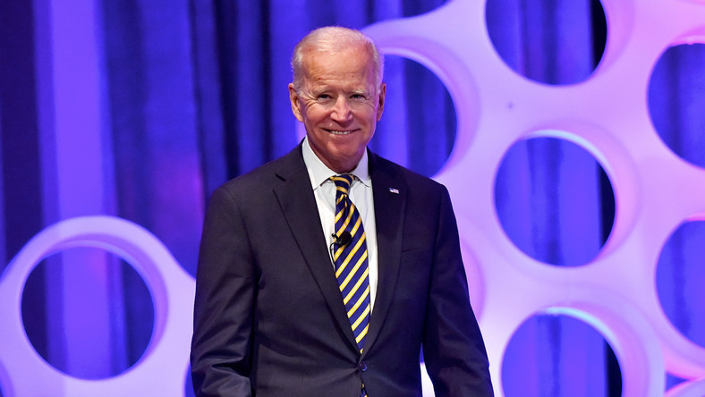 Biden plans to enter the race on Thursday, he's starting with $0
