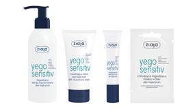 Ziaja Yego Sensitiv - kosmetyki łągodzące dla mężczyzn