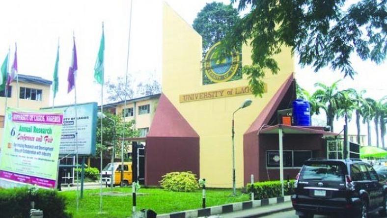 University of Lagos (UNILAG). Phone: Pulse.ng