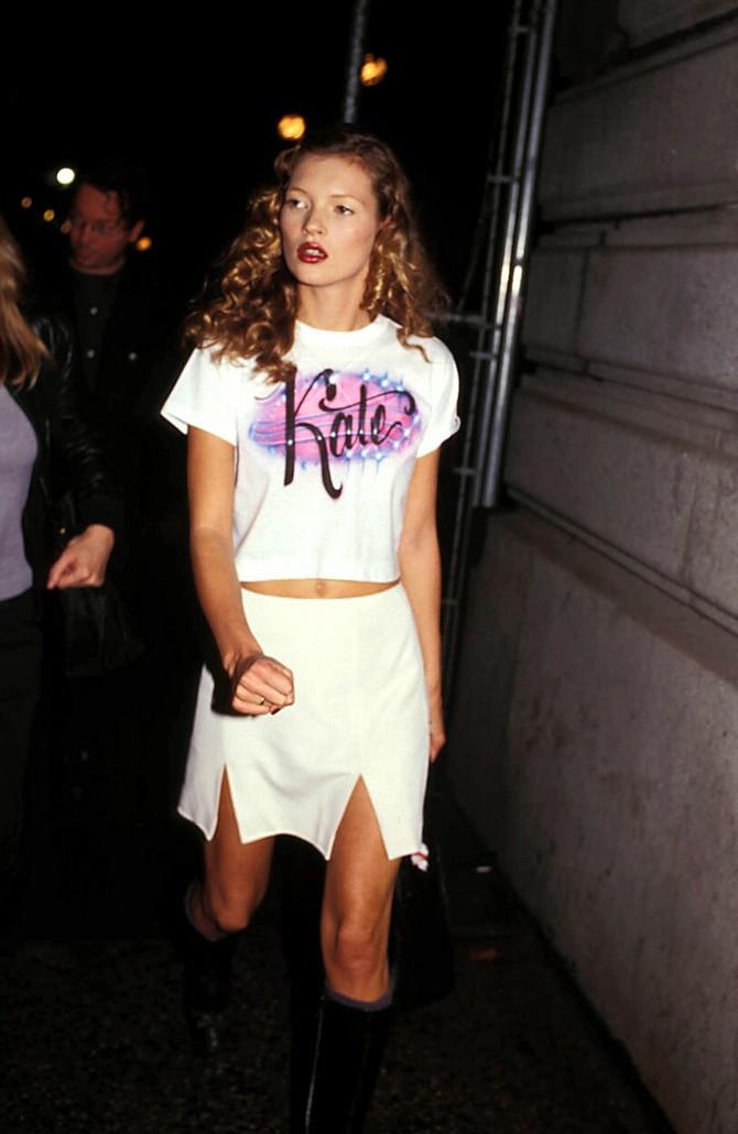 Kejt Mos 1995. godine