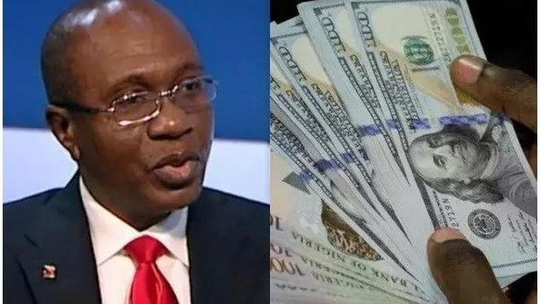 Mr. Godwin Emefiele, CBN Governor