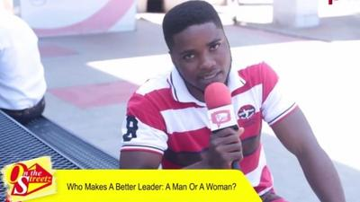 Who makes a better leader; men or women?